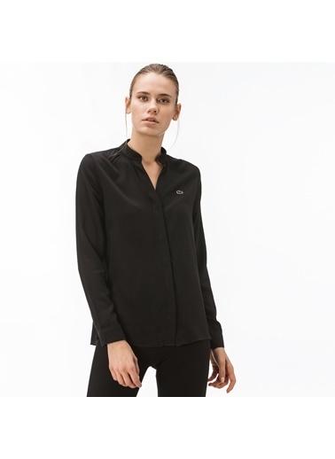 Lacoste Kadın  Gömlek CF2045.45S Siyah